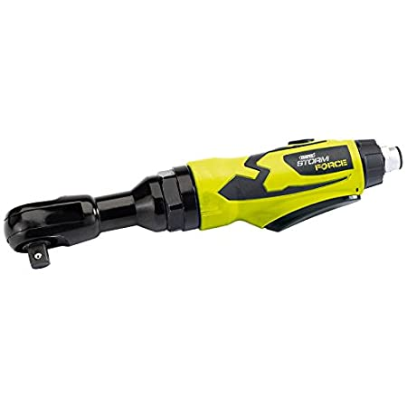Draper Storm Force Air Ratchet with Composite Body (3/8' Square Drive) 65030