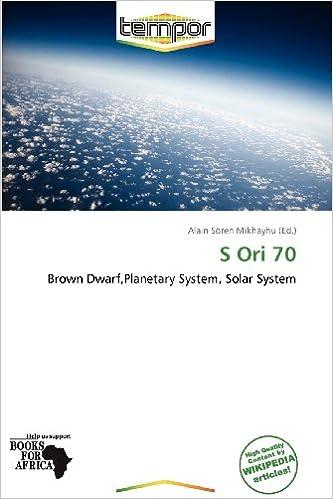 Amazon | S Ori 70 | | Astronomy