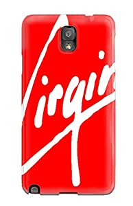 Perfect Virgin Logo Case Cover Skin For Galaxy Note 3 Phone Case