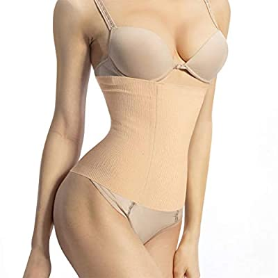 BRABIC Seamless Postpartum Belly Band Wrap Underwear, C-section Recovery Belt Binder Slimming Shapewear for Women