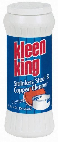 Faultless Starch 14Kleen King Ss&Copper Cleaner 03020 [Misc.] Steel