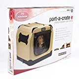 Image of Petnation Port-A-Crate Indoor and Outdoor Home for Pets - 612