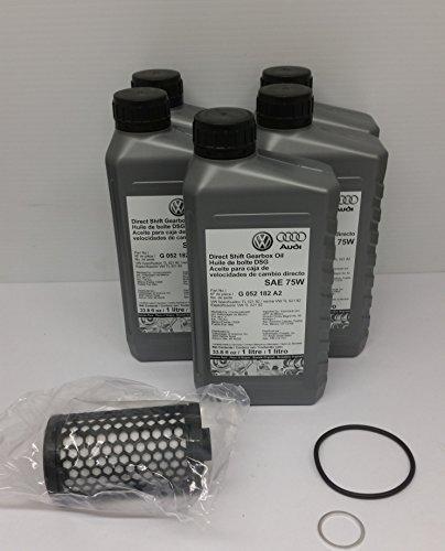Volkswagen DSG Tran Filter Kit by Volkswagen