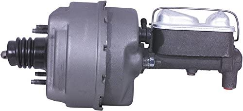 Cardone 50-3200 Remanufactured Power Brake Booster with Master Cylinder