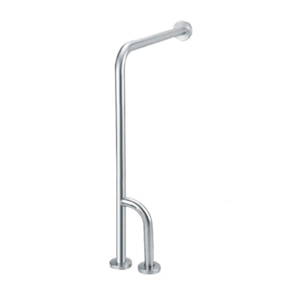 Handrail For Disabled Persons Stainless Steel Bathroom Handrails, Grab Rails/Toilet Safety Barrier-Free Armrest/Toilet Safety Elderly Support Grab Bar