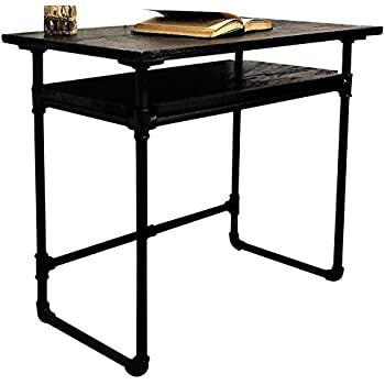 Amazon Com Furniture Pipeline Industrial Writing Desk