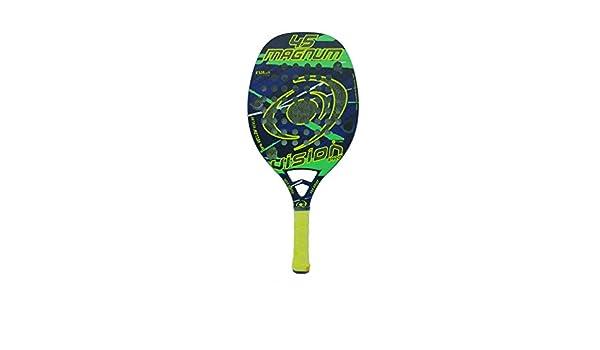 Vision Pala de Tenis Playa 45 Magnum 2019: Amazon.es ...