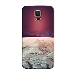 Cover It Up - Red Icecaps Galaxy S5 Hard Case
