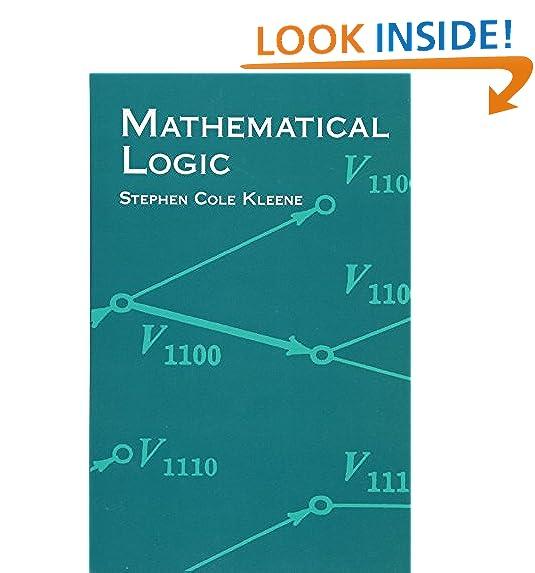 Math Logic: Amazon.com