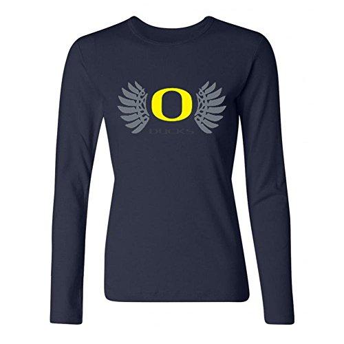 Flying Black Long Sleeve T-Shirt (Flying Black Duck)