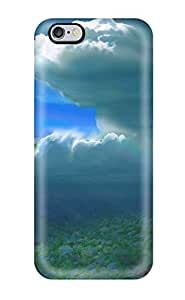 Raymond Shattuck Snap On Hard Case Cover Celestial Island Protector For Iphone 6 Plus
