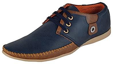 58daf9e9c40ce Shoes Bank Men's Leather Casual Shoes