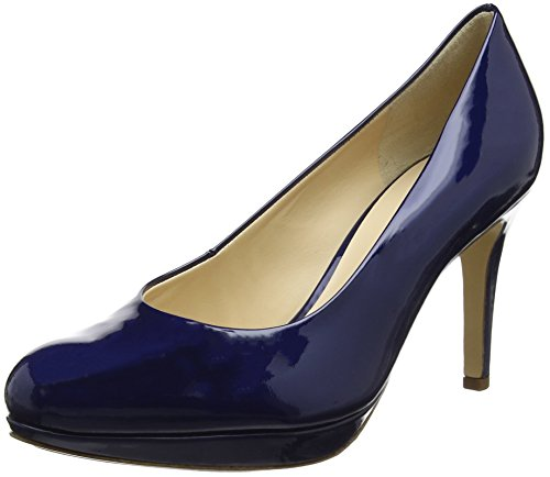HÖGL Women's Samantha Closed-Toe Heels Blue (Navy) discount real discount huge surprise Man09nbP6
