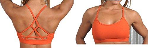 Activewear Maze Workout Gym Clothes Bra Top