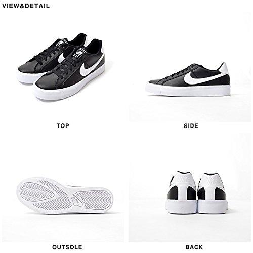 WMNS Nike Chaussures Blanc White White Fitness de Royale 102 Femme Black Court AC 68qxWHqd