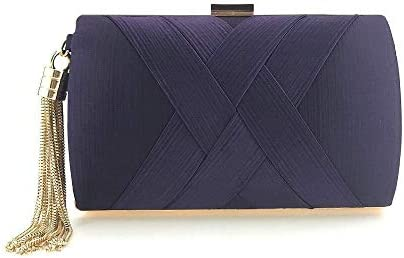 女性のファッションタッセルクラッチイブニングバッグハンドバッグ結婚式の財布ファッションレディースバッグ財布クラッチイブニングバッグ 美しいファッション
