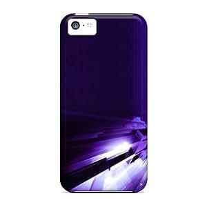BestSellerWen Ellent Design True Purple Phone Case For iPhone 6 plus 5.5 Premium Tpu Case