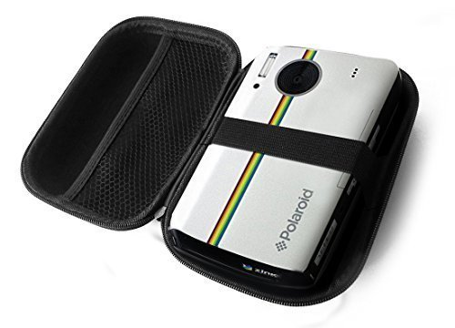 FitSand (TM) Travel Zipper Protective Case Bag Pouch Box Cover for Polaroid Z2300 10MP Digital Instant Print Camera