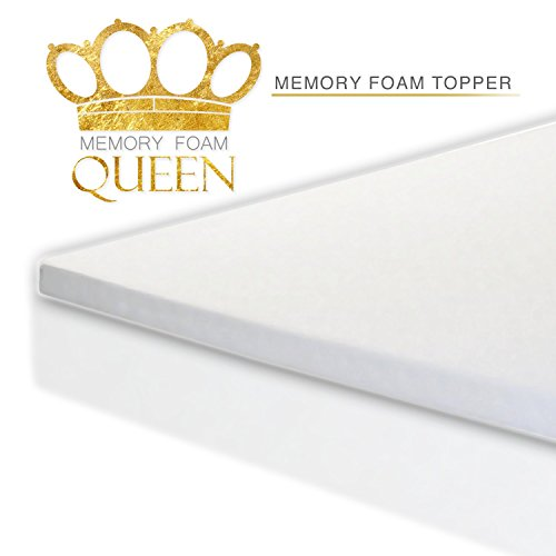 Visco Memory Foam Mattress Review (Memory Foam Topper Queen 2 Inch Thick, Ultra-Premium Memory Foam Mattress)