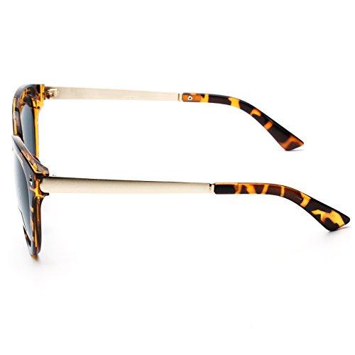 eye femme l¨¦opard soleil polaris¨¦es de cat 1438 Jee homme lunettes wnYfBRxq6