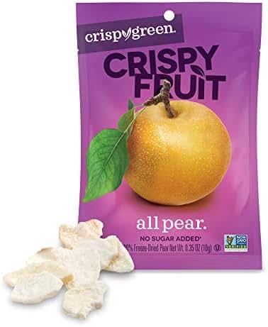 Dried Fruit & Raisins: Crispy Fruit All Pear