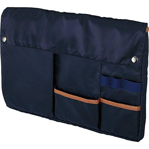 Kokuyo Made in Japan Bag in Bag BizrAck A4 -Navy