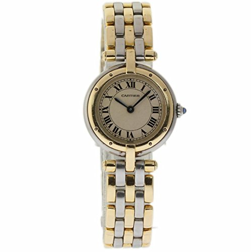 Cartier Panthere swiss-quartz womens Watch W25030B8 (Certified Pre-owned)