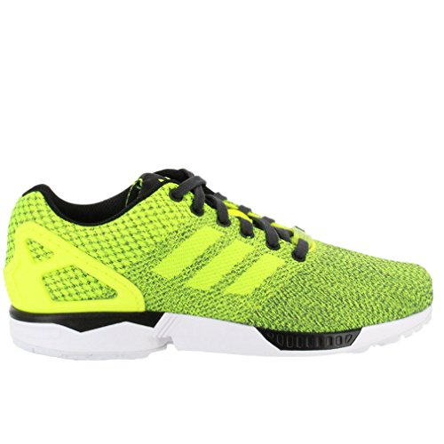 Adidas ZX Flux (Weave Gradient Pack) Electricity/Black/Run White (9.5)