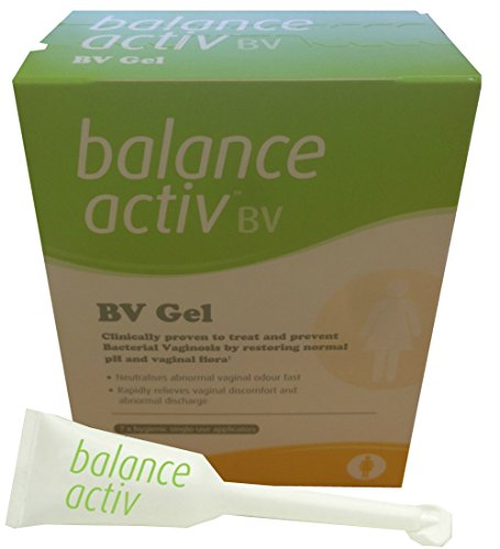 Price comparison product image Bacterial Vaginosis Treatment - BV Balance Activ Gel - 7 Tube Box