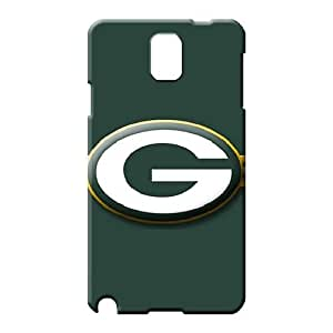 samsung note 3 Excellent Fitted PC For phone Protector Cases cell phone carrying skins green bay packers nfl football