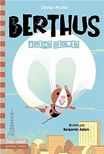 """Afficher """"Berthus n° 1 Agent secret"""""""