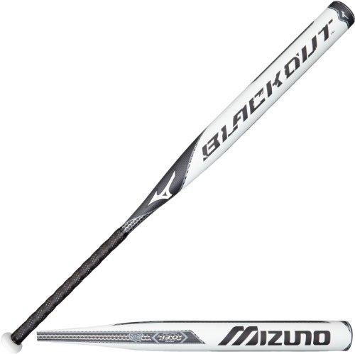 Mizuno 2014 Blackout Balanced Slowpitch Baseball Bat
