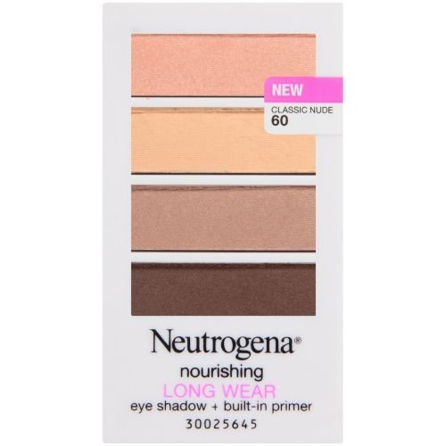 Neutrogena Nourishing Classic Nude Long Wear Eye Shadow, 0.24 Ounce -- 36 per case.