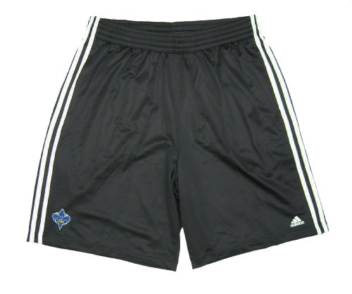 New Orleans Hornets Team Issued adidas Coaches Shorts - Size -