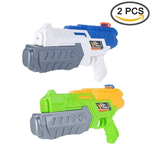 AMGlobal Super Soaker Blaster, Water Gun, Water Pistol,