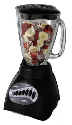 Sunbeam Products 6832 Blender, Core Style, 10-Speed, Black - Quantity 1 (Blender Black Sunbeam)