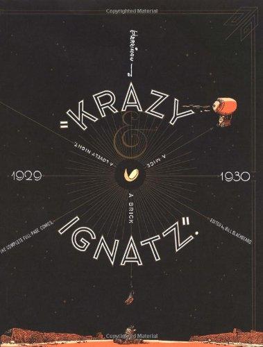 - Krazy & Ignatz 1929-1930: