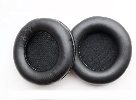Headset Ear Pad Earpads Leather Cushion Repair Parts for JVC HA-S350 HA-S360 /& Victor HP-S550 Headphones earmuffes