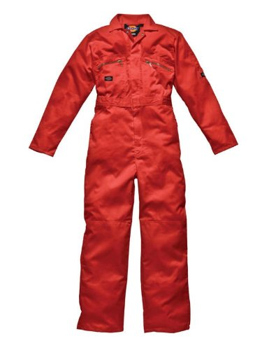 Boilersuit - Dickies Redhawk WD4839 - Size: 46' x 30' regular - Color: orange Yarmo