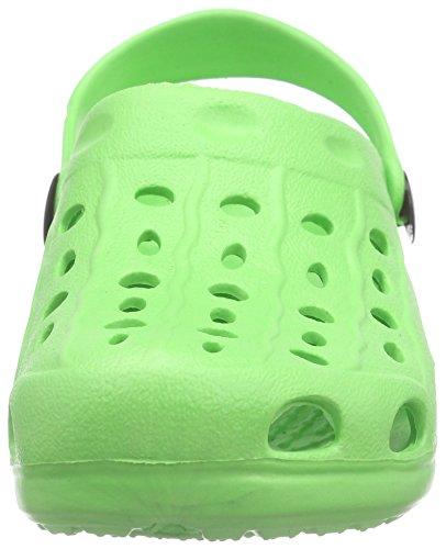 Playshoes Eva, Chanclas Unisex Niños Verde (Verde 29)