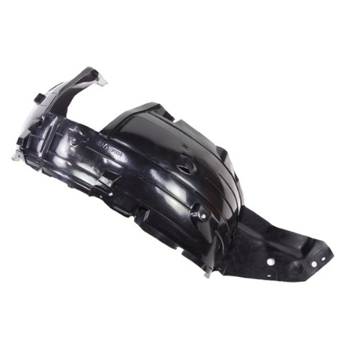CarPartsDepot, Passenger Side 2L Front Fender Liner Assembly R/H Splash Shield Right , 378-36329-12 NI1251134 63842ET000