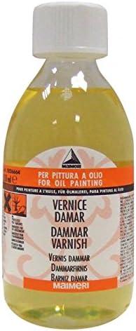 Maimeri - Vernis Dammar brillant pour peinture