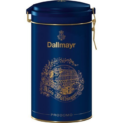 Dallmayr Prodomo Coffee in Blue Gift Tin