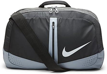 Nike Run Duffle Bag – Black Cool Grey Silver