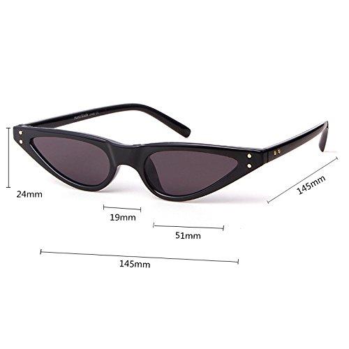 99a526ffcd8 Vintage Retro Cat Eye Sunglasses For Women Small Designer Shades Glasses
