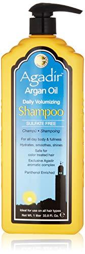 AGADIR Argan Oil Daily Volumizing Shampoo, 33.8 Fl Oz
