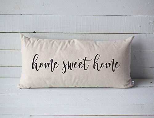 Athena Bacon Home Sweet Home - Funda de Almohada para ...
