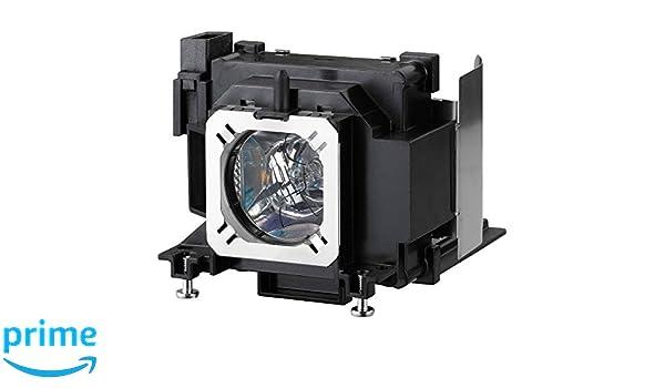 HFY marbull ET-LAL100 L/¨mpara de Repuesto con Carcasa para proyector PANASONIC PT-LW25H PT-LX22 PT-LX26 PT-LX26H PT-LX30H