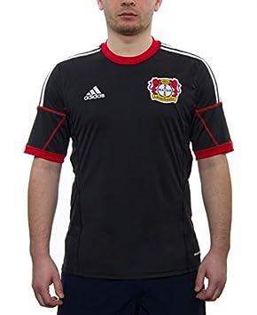 2014-2015 Bayer Leverkusen Adidas Away Football Shirt: Amazon.es: Deportes y aire libre