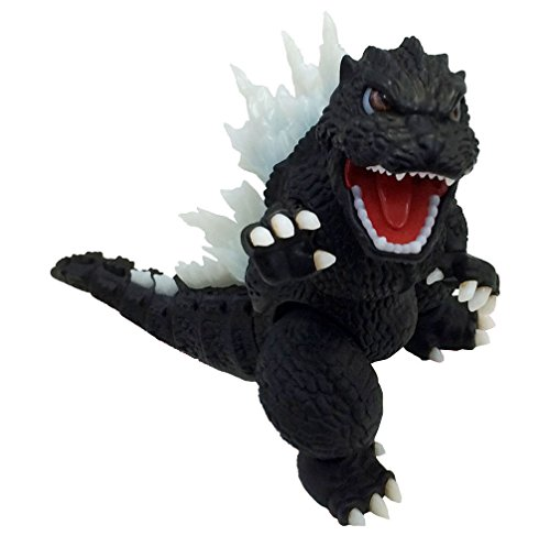 Chibimaru Godzilla Series No.1 Godzilla Plastic Model Action Figure Fujimi